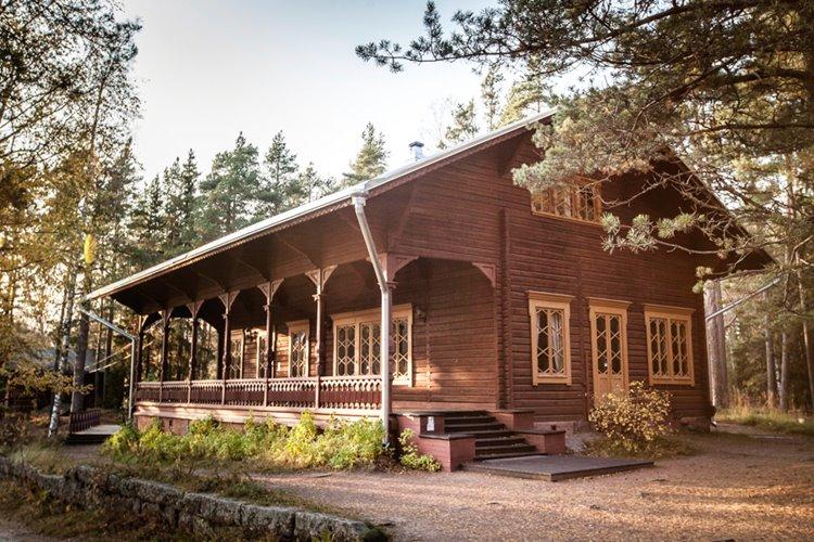 Котка – культурный центр Финляндии недалеко от Санкт-Петербурга