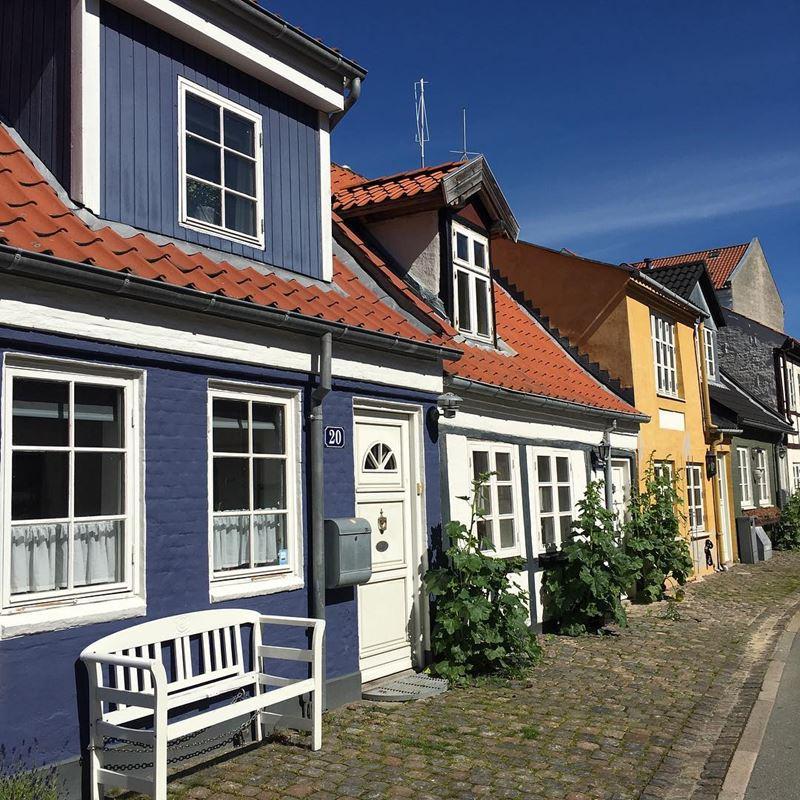 Красивые города Дании: Ольборг
