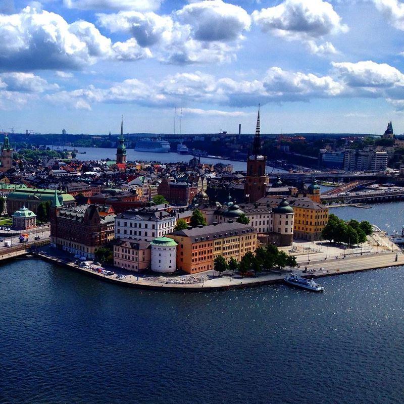 Красивые города Финляндии: Хельсинки