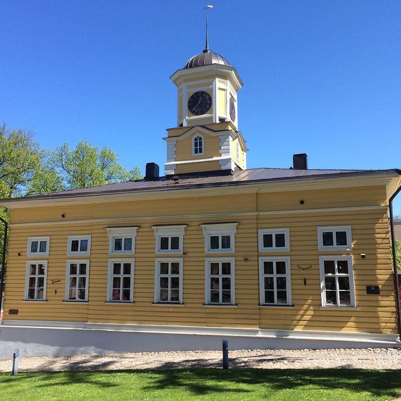 Красивые города Финляндии: Лаппеенранта