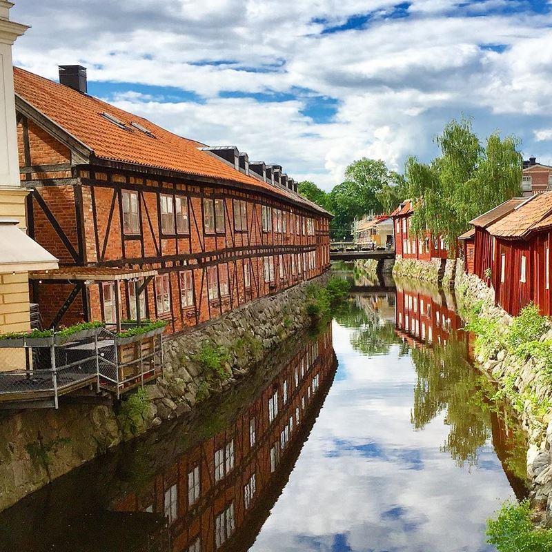 Топ-14 городов Швеции, которые нужно посетить - Вестерос