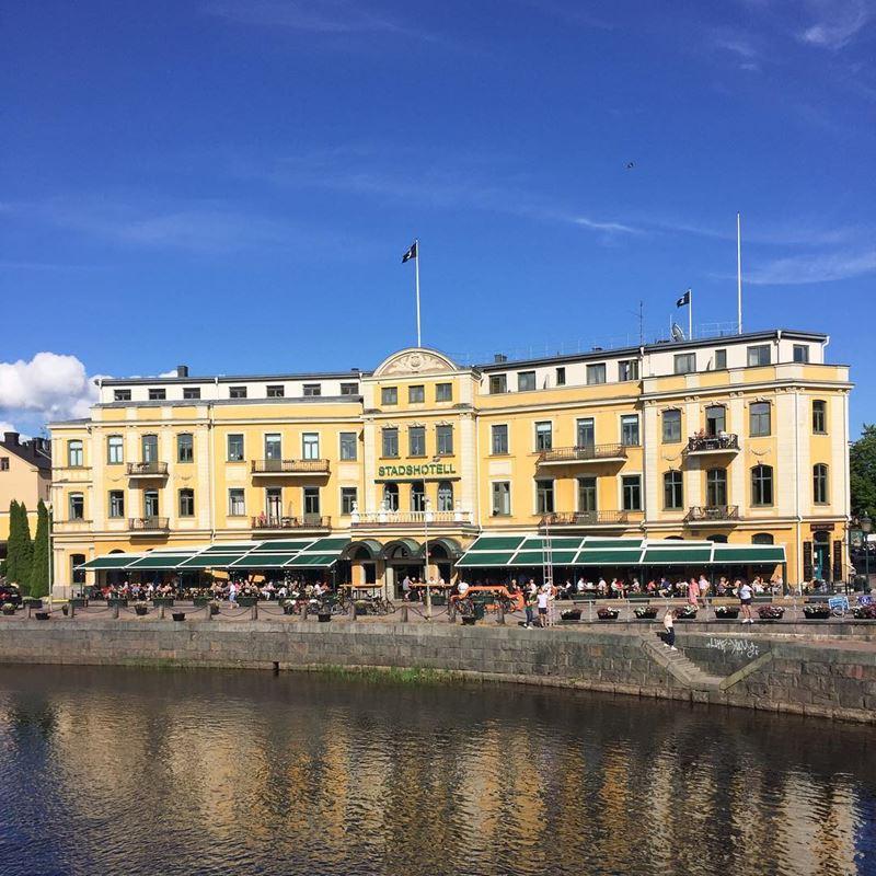 Топ-14 городов Швеции, которые нужно посетить -Карлстад