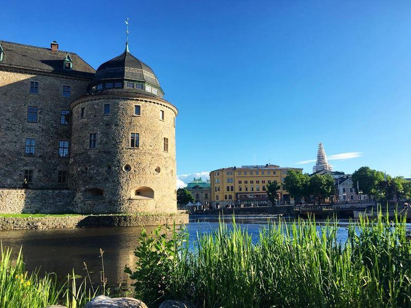 Топ-14 городов Швеции, которые нужно посетить - Эребру
