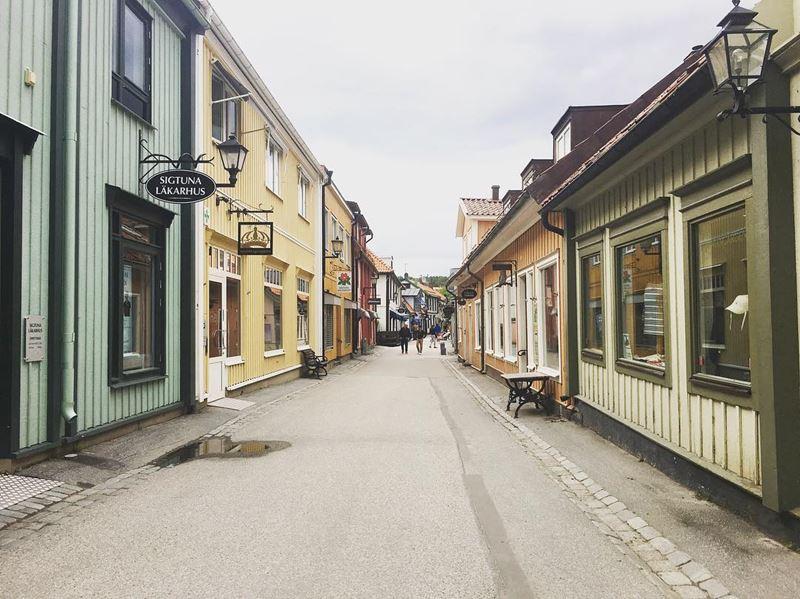 Топ-14 городов Швеции, которые нужно посетить - Сигтуна