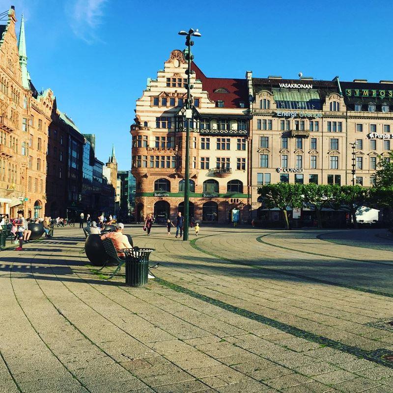 Топ-14 городов Швеции, которые нужно посетить -  Мальмё