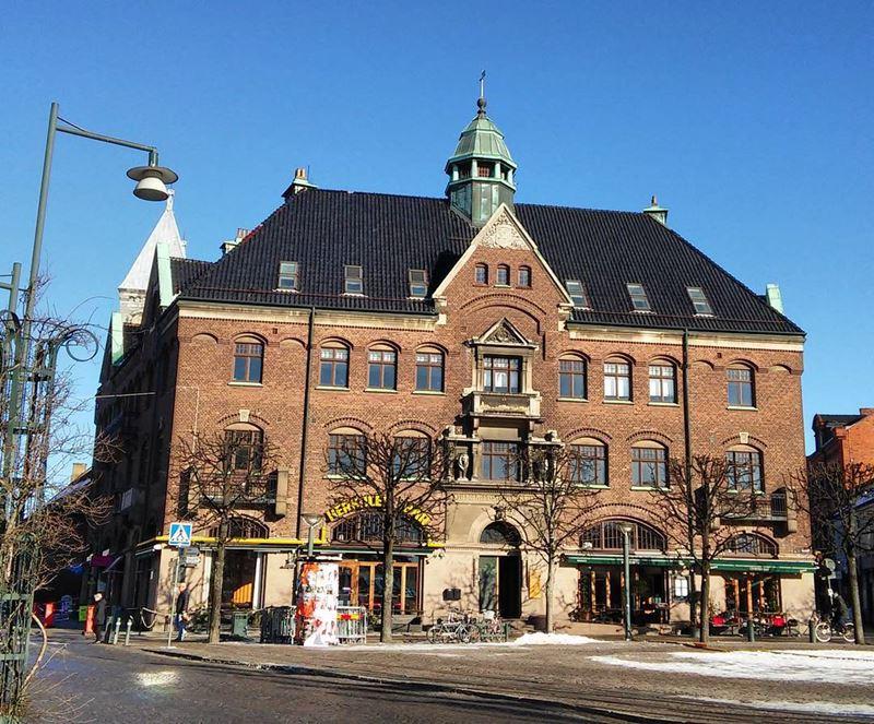 Красивые города Швеции: Лунд
