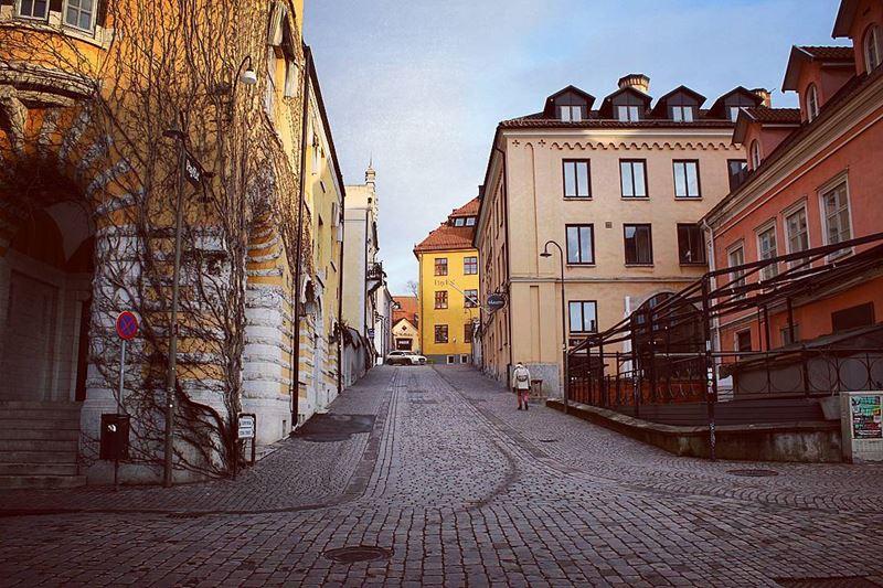 Топ-14 городов Швеции, которые нужно посетить - Висбю