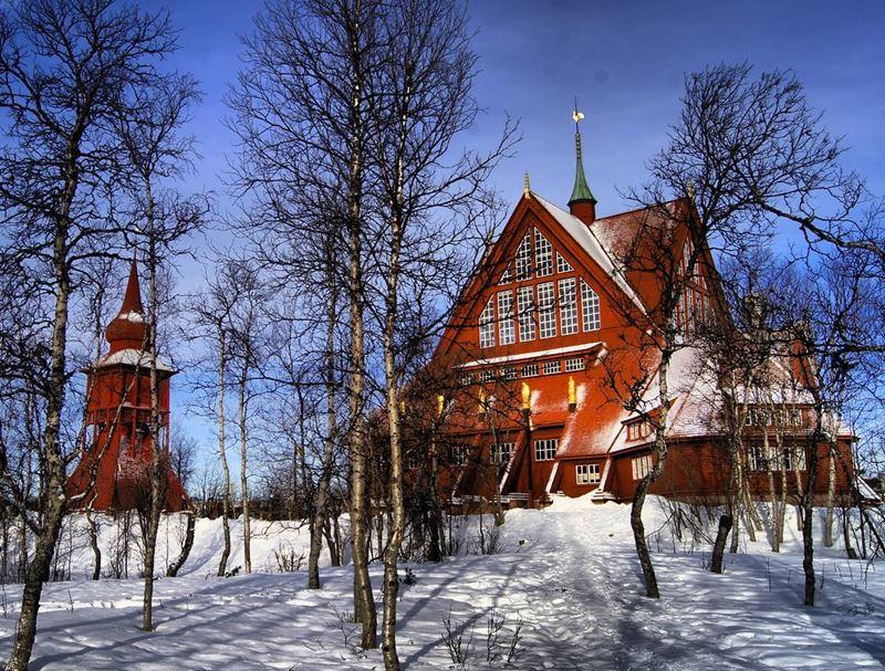 Топ-14 городов Швеции, которые нужно посетить - Кируна