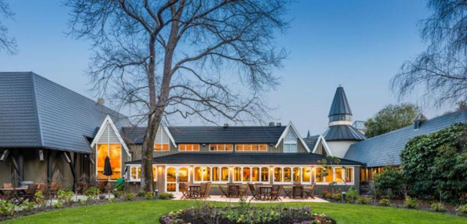 В новозеландском Крайстчерче открылся отель DoubleTree by Hilton