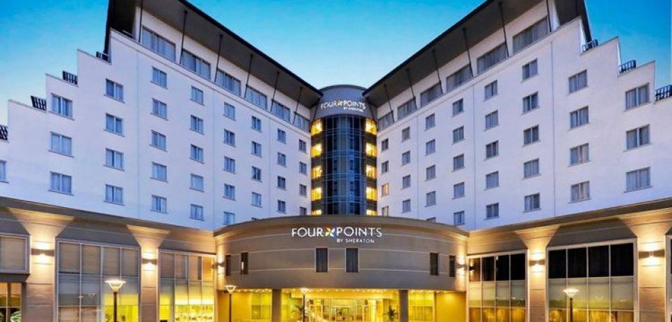 Starwood откроет отель Four Points by Sheraton в Бенине
