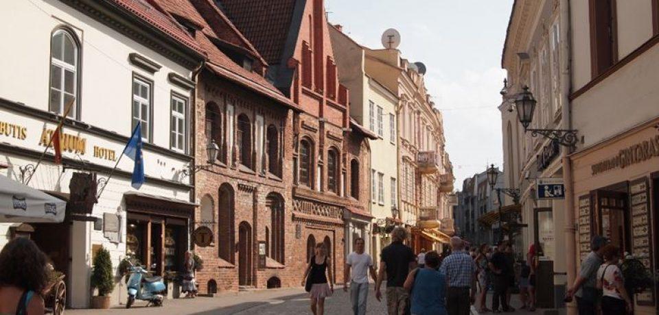 Литовские города: живописная старина и обворожительная природа