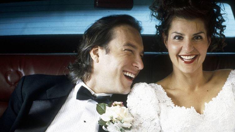 Фильмы про Грецию и греков: «Моя большая греческая свадьба»