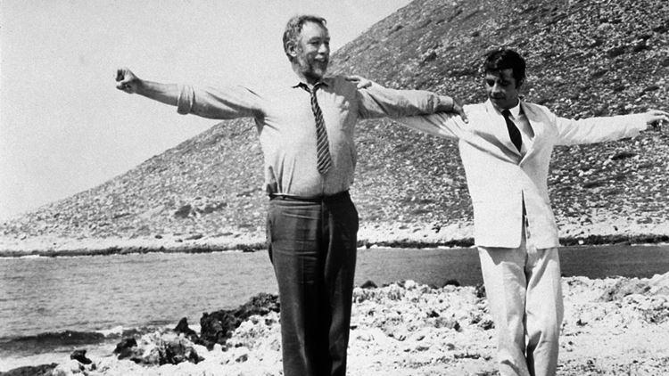 Фильмы про Грецию и греков: «Грек Зорба»