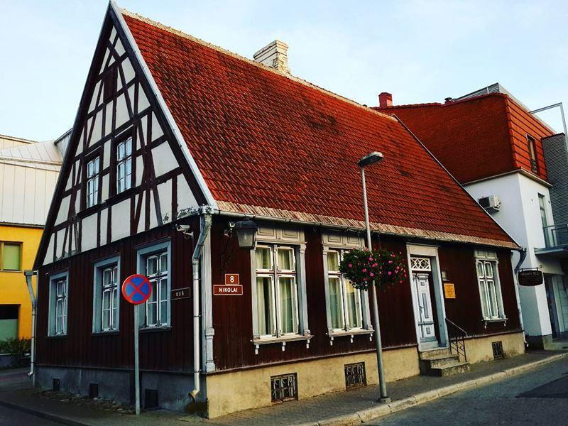 Красивые города Эстонии: Пярну