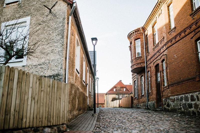 Красивые города Эстонии: Вильянди