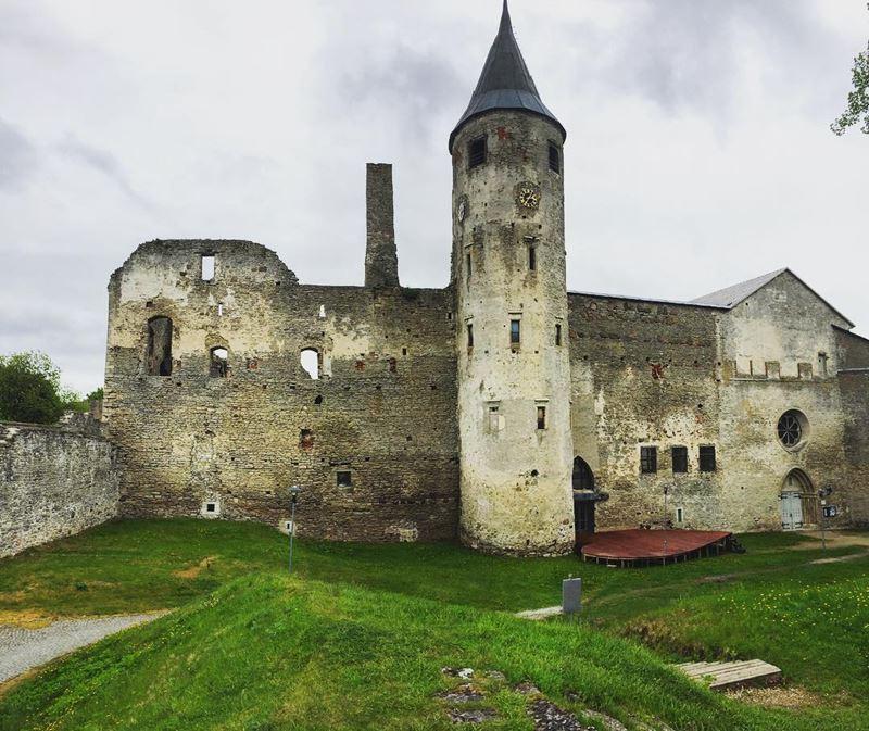 Красивые города Эстонии: Хаапсалу