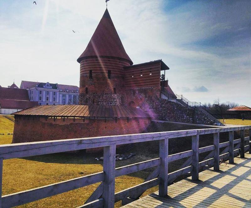 Красивые города Литвы: Каунас