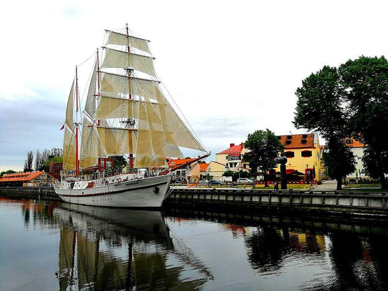Красивые города Литвы: Клайпеда