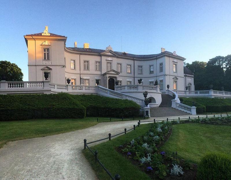 Красивые города Литвы: Паланга