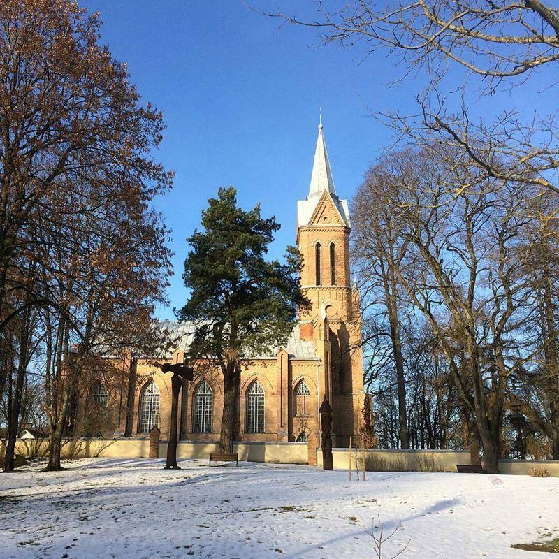 Красивые города Литвы: Бирштонас