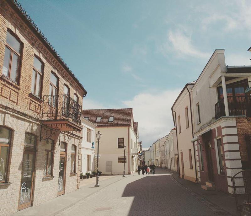 Красивые города Литвы: Кедайняй