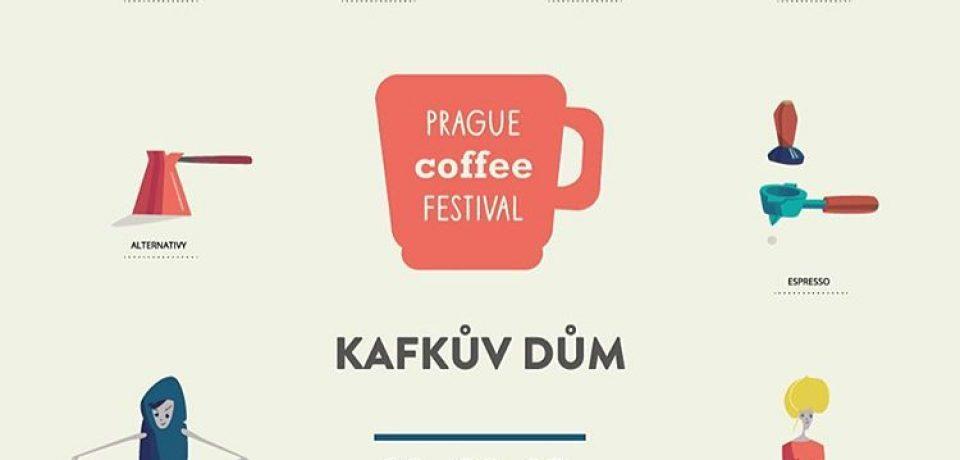 22-23 октября в Праге пройдет Фестиваль кофе