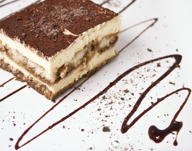 Классический итальянские десерты: Тирамису