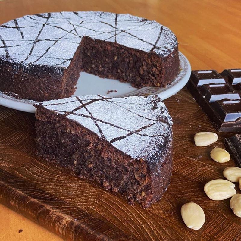 Классические итальянские десерты - Торт Капрезе