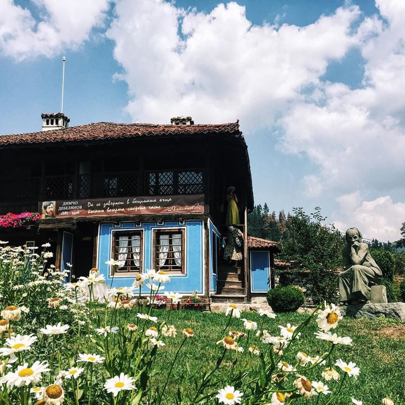 Красивые города Болгарии: Копривштица