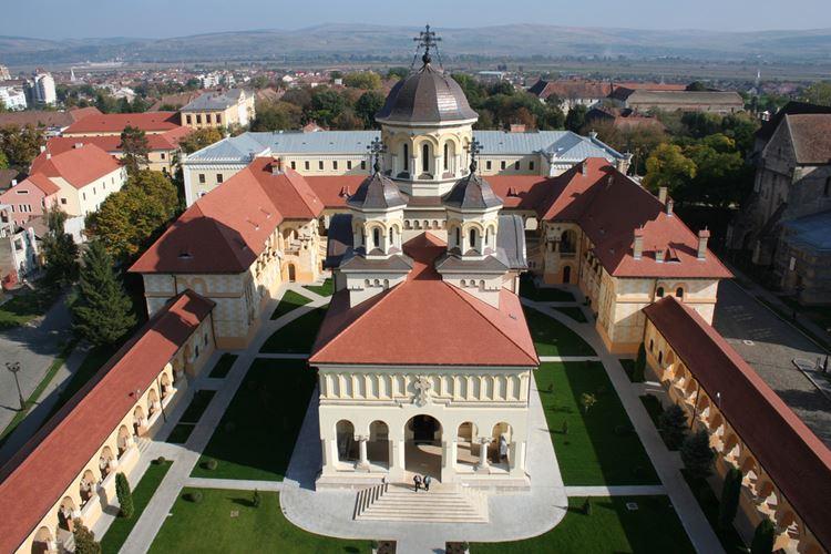 Алба-Юлия – древний город-крепость в Трансильвании