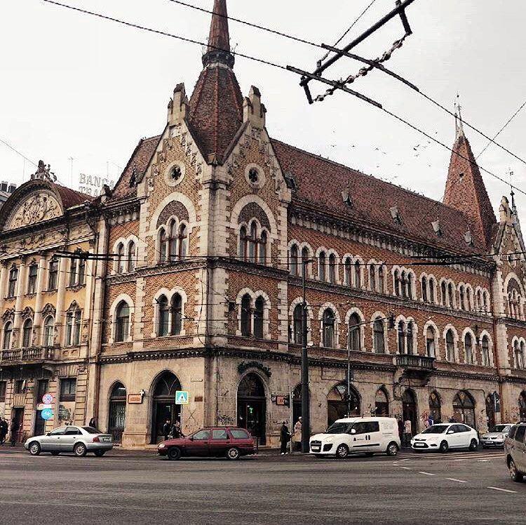 Красивые города Румынии: Клуж-Напока