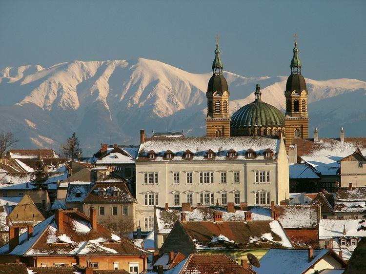 Сибиу – живописный город в сердце Трансильвании