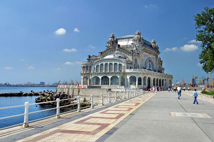 Констанца – город-курорт на берегу Чёрного моря