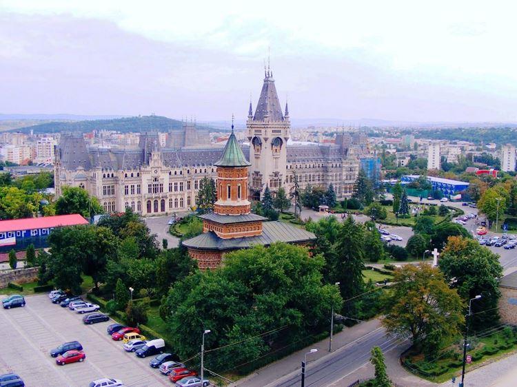Яссы – город памятников и университетов