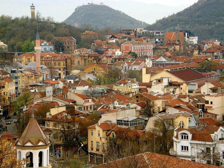 Крупные и красивые города Болгарии: Копривштица