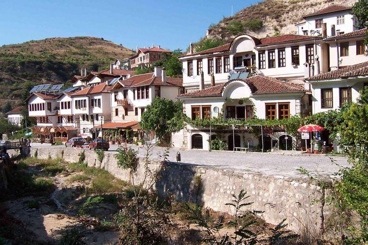 Крупные и красивые города Болгарии: Мелник