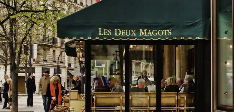 10 знаменитых исторических кафе Парижа