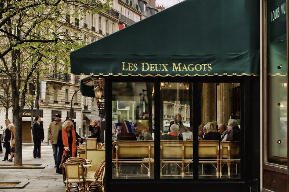 Самые известные исторические кафе Парижа