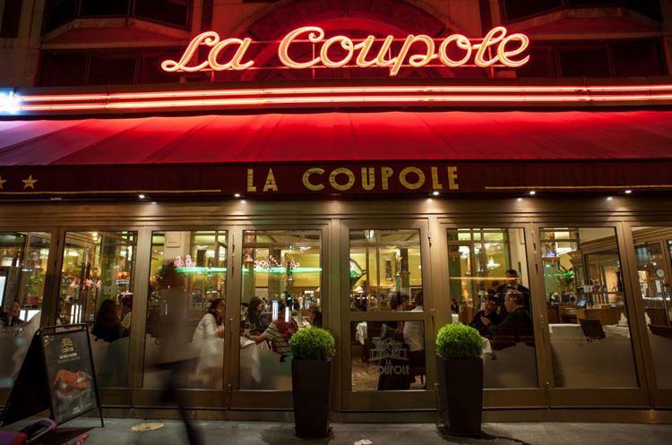 Знаменитые исторические кафе Парижа: «Куполь»