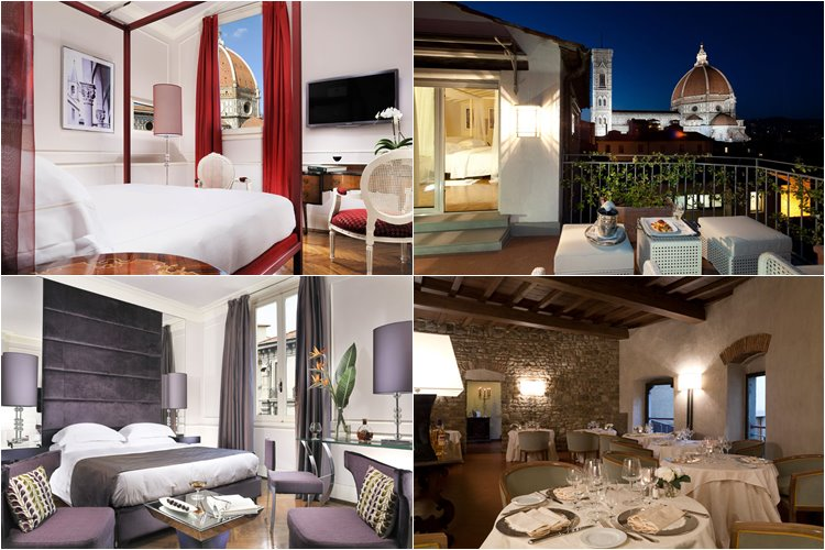 Лучшие люкс-отели Флоренции: Hotel Brunelleschi (4 звезды)