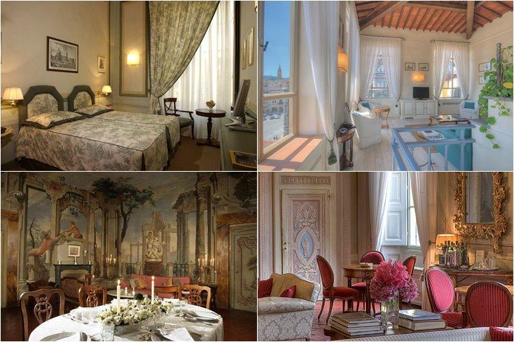 Лучшие люкс-отели Флоренции: Palazzo Niccolini Al Duomo (4 звезды)