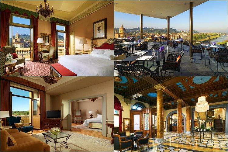Лучшие люкс-отели Флоренции: Relais Santa Croce (5 звезд)