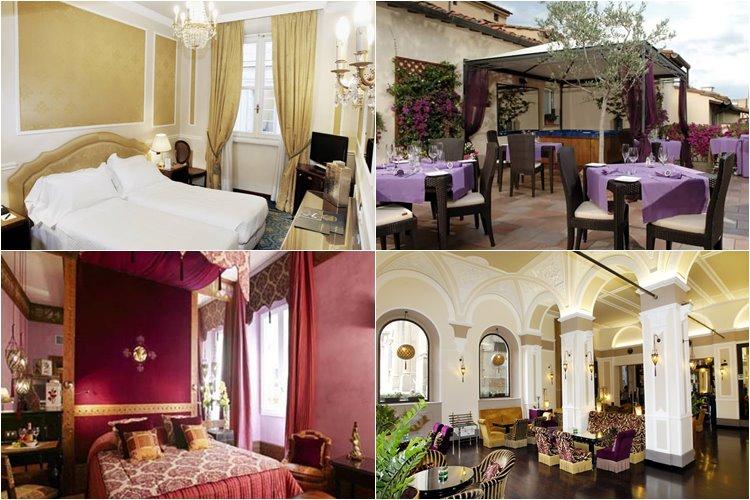 Лучшие люкс-отели Флоренции: Hotel Bernini Palace (5 звезд)