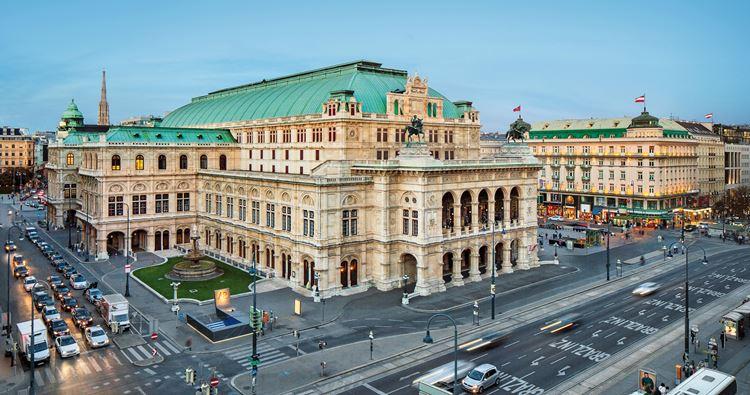 Самые известные и красивые улицы мира - Рингштрассе в Вене (Австрия)