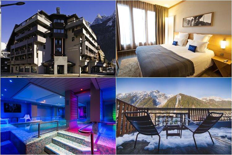 Лучшие отели Шамони: Le Morgane (4 звезды)