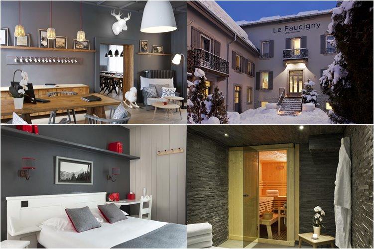 Лучшие отели Шамони: Le Faucigny (3 звезды)