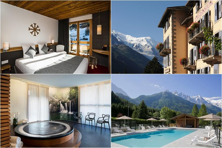 Лучшие отели Шамони: Best Western Plus Excelsior Chamonix Hôtel & Spa (4 звезды)