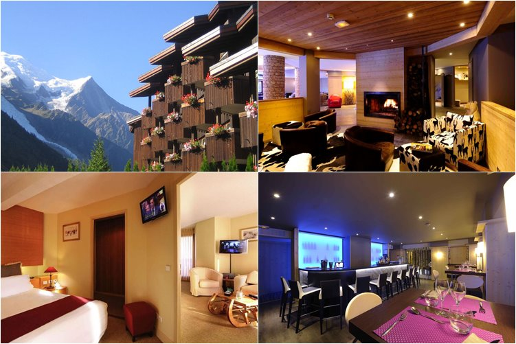 Лучшие отели Шамони: Mercure Chamonix Centre (4 звезды)