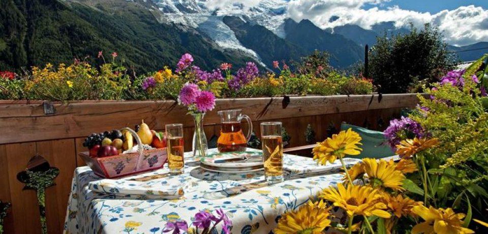 Отели Франции с красивыми видами из окна