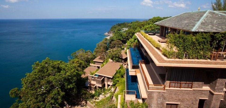 Бутик-отель Paresa Resort Phuket на Пхукете (5 звезд)